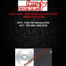 Ferry Corsten - Album,Singles & EPs 2017 (5CD)