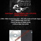 Frank Zappa - Rare Compilation 1962-1978 (5CD)