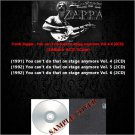 Frank Zappa - You can't do that on stage anymore Vol 4-6 (1991-92) (6CD)
