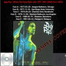 Iggy Pop - Where The Faces Shine-Live 1977-1981 (2006) Vol.1 (6CD)