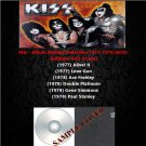 Kiss - Album Rarities Collection 1977-1978 (6CD)