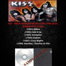 Kiss - Album Rarities Collection 1982-1988 (6CD)