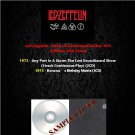 Led Zeppelin - Album & Unreleased Rarities 1973 (5CD)