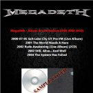 Megadeth - Album & Live Rarities 2000-2004 (6CD)