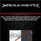 Megadeth - Live Album,Greatest Hits & Video 2004-2005 (6CD)