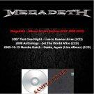Megadeth - Album & Live Rarities 2007-2009 (6CD)