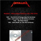 Metallica - Deluxe Album Collection 1987-1992 (5CD)
