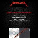 Metallica - Album & Live 1999-2004 (6CD)