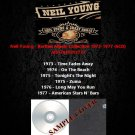 Neil Young - Rarities Album Collection 1973-1977 (Silver Pressed 6CD)*