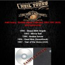 Neil Young - Rarities Album Collection 1994-1997 (6CD)