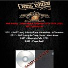 Neil Young - Latest Album Collection 2011-2016 (5CD)