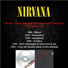 Nirvana - Deluxe Album & Live Rarities 1989-1996 (6CD)