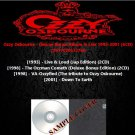 Ozzy Osbourne - Deluxe Bonus Album & Live 1993-2001 (6CD)