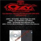 Ozzy Osbourne - Album & Live Collection 2001-2004 (6CD)