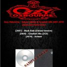 Ozzy Osbourne - Deluxe Album & Greatest Hits 2007-2010 (4CD)
