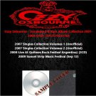 Ozzy Osbourne - Unreleased & Rare Album Collection 2007-2009 (5CD)