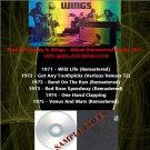Paul McCartney & Wings - Album Remastered & Live 1971-1975 (6CD)