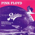 Pink Floyd - Complete Rainbow Tapes Vol.2 1972 (4CD)