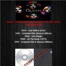 Queen - Live,Greatest Hits & Bonus 1979-1991 (6CD)