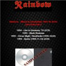 Rainbow - Album & Live Rarities 1994-95 (6CD)