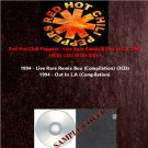 Red Hot Chili Peppers - Live Rare Remix & Out In L.A 1994 (4CD)