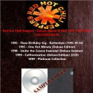 Red Hot Chili Peppers - Deluxe Album & Live 1995-1999 (Silver Pressed 6CD)*