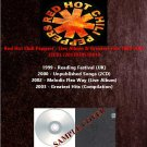 Red Hot Chili Peppers - Live Album & Greatest Hits 1999-2003 (5CD)