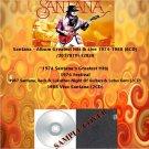 Santana - Album Greatest hits & Live 1974-1988 (6CD)