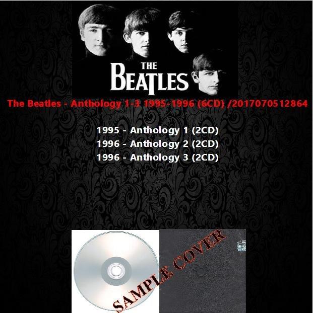 The Beatles - Anthology 1-3 1995-1996 (6CD)