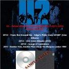 U2 - Deluxe Album & Live Collection 2012-2015 (5CD)