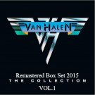 Van Halen - The Collection Remastered Box Set Vol.1 2015 (4CD)
