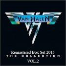 Van Halen - The Collection Remastered Set Vol.2 2015 (4CD)