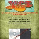 Yes - Album,Live,Deluxe,Remastered & Expanded 1980-1983 (5CD)