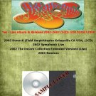 Yes - Live Album & Remixes 2002-2003 (Silver Pressed 5CD)*