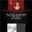 Jennifer Lopez - Album Deluxe limited & Remixes 2002-2007 (4CD)