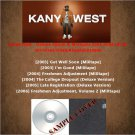 Kanye West - Deluxe Album & Mixtapes 2003-2006 (6CD)