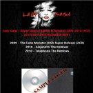 Lady Gaga - Super Deluxe Album & Remixes 2009-2010 (4CD)