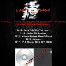 Lady Gaga - Deluxe Album Remixes & Singles 2011-2017 (5CD)