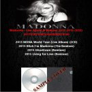 Madonna - Live Album & Remixes 2013-2015 (5CD)
