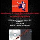 Michael Jackson - Unreleased Album & Remastered 2009-2016 (5CD)