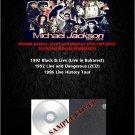 Michael Jackson - Live Tour Collection 1992-1996 (4CD)