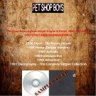 Pet Shop Boys - Deluxe Album Singles & Remix 1986-1991 (6CD)