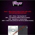 Prince - Album Deluxe & Best Of 2001-2004 (4CD)