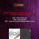 Rihanna - Deluxe Album Collection 2005-2007 (5CD)