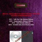 Rihanna - Deluxe Album & Greatest Hits 2011-2016 (5CD)