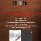 Shakira - Deluxe Album Remixes & Unplugged 1991-2000 (6CD)