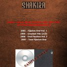 Shakira - Deluxe Album Collection 2005-2007 (5CD)