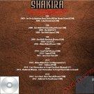 Shakira - Singles & EPs 2009-2014 (Silver Pressed 6CD)*