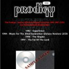 The Prodigy - Deluxe Album & Sinlges Collection 1992-1997 (5CD)