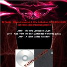 Dj Tiesto - Album Extended & Hits Collection 2010-2014 (5CD)